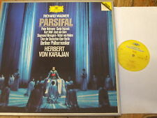 2741 002 Wagner Parsifal / Hofmann / Karajan etc. 5 LP box