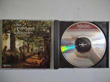 Leslie Howard plays Liszt Arabesques Hyperion 66984 CD