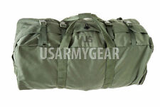 Army Improved Military Duffle Travel Flight Deployment Bag 8465-01-604-6541 USA