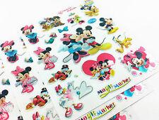 80x Mickey Childrens Mouse Kids Stickers School Teacher Classroom Fun Cool Diary
