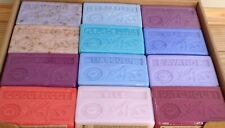 10 X French soap Savon de Marseille + organic argan oil+ UK POSTAGE INCLUDED