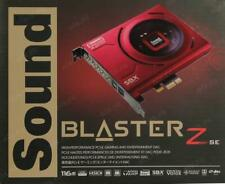 Soundkarte Creative Sound Blaster Z SE 24-bit/192kHz 116 dB SNR DTS 5.1 PCI-e x1