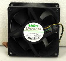 Nidec Ultra Flo T92E12BMA7-07 T92E12BMA7 92mm Lüfter 12V 4,68W 3/4p Ball Bearing