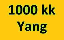 Metin2 DE Pandora 1000kk (1000 Millionen) Yang 10 Won