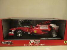 F1 FERRARI  F10 2010  ALONSO BAHRAIN GP 1/18 REF T6287 NEUVE