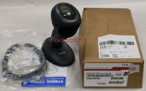 Brand New Motorola Symbol Barcode Scanner DS9808 USB Black 1D/2D Handfree USB