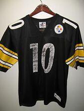 Pittsburgh Steelers Pennsylvania USA NFL Football Kordell Stewart Jersey Shirt L