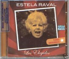 ESTELA RAVAL LOS ELEGIDOS CD GRANDES EXITOS