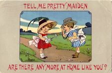 Tell Me Pretty Maiden Are There Any More Like You? 1916