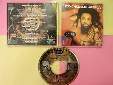 Psychedelic Africa by Coffie Nelson, Complete, Awesome CD!!
