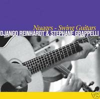 CD Reinhardt und Grappelli Django Reinhardt und Stephane Grappell Nuages - Swing