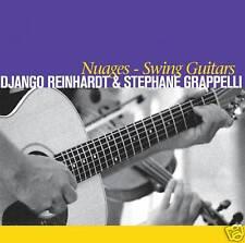 CD Reinhardt und Grappelli Django Reinhardt und Stephane Grappell Nuages - Swing