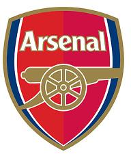 FC ARSENAL LONDON STICKER KFZ AUTOAUFKLEBER BUTTON AUTO AUFKLEBER RUND KLEIN 3,5