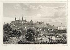 Mönchengladbach - Vue générale - Ludwig ultra-large - table en Acier 1865