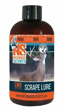 Nationwide Scents Scrape Lure Deer Attractant Urine Buck Hunting Spray Scent