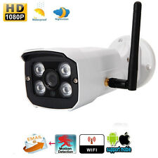 Wifi 1080P HD 2.0MP P2P Outdoor Wireless IR Cut Security IP Camera Night Vision