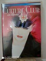 Culture Club - Live In Sydney DVD MUSICALE NUOVO APERTO