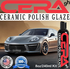 CERAMIC CAR COATING NANO 9H WAX PURE PERFECTION CRYSTAL GLOSS PAINT PROTECTION
