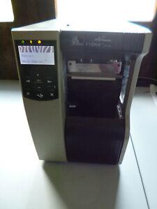 ZEBRA 110Xi4 Thermo USB Ethernet Serial Lan Etikettendrucker