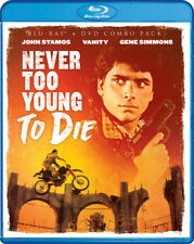 Never Too Young To Die [New Blu-ray] With DVD