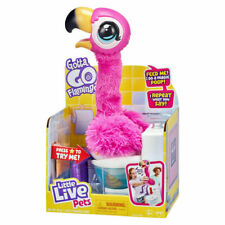 New Little Live Pets Gotta GO Flamingo Interactive Toys MAGIC POOPING TOY Xmas M