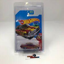 #844  '63 Chevy II * Super Treasure Hunt * 2017 Hot Wheels Factory Set * JC24