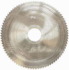 Lama sega circolari taglio dei metalli HSS 163 x 2,8 32 84 DENTI DADO Alesatore