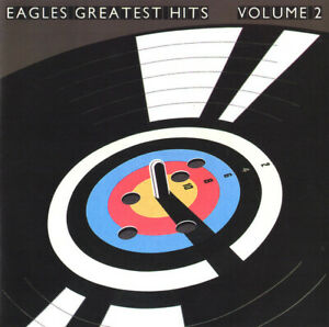 NEW Original US CD Eagles – Eagles Greatest Hits Volume 2 Hotel California