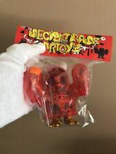 Secret Base Artoyz Clear Skull Bee & Gold OBAKE Ghost Vinyl Figure J-Cube