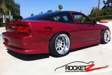 89-94 S13 Silvia 240SX Hatchback M Sport Style Rear Over Fender Panel USA Canada
