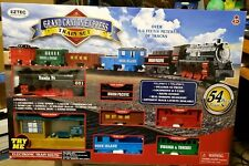54 Grand Canyon Express Electric Train Set Santa Fe Locomotive EzTec - NEW!!!