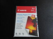 Canon a colori Photo carta Pro High Gloss 10x15 245g Nuovo/Scatola Originale