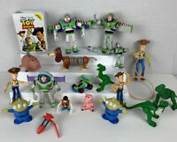 Disney Toy Story And Toy Story 2 Mcdonald's Burger King Happy Meal Toys Vintage
