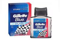Gillette Blue STORMFORCE After Shave Splash 100 ml