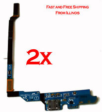 USB Charging Port & Mic Flex Cable Dock Samsung Galaxy S4 IV T-Mobile M919 LOT 2