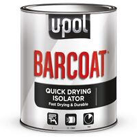 U-POL BARCOAT QUICK DRYING ISOLATOR 1K PRIMER BASE COAT 2K PAINT SPRAY REACTION