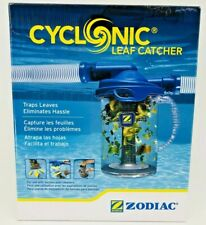 Genuine Zodiac Cyclone CLC500 Leaf Catcher Canister 4 Most Suction Pool Cleaners