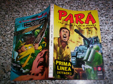 PARA' N.3 ed.PONZONI 1970 TIPO NERI DIABOLIK-GENIUS-KILLING-KIMBA-WAMPIR-ZATAN