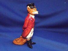 Vintage Royal Doulton Huntsman Fox 1950s Retired D 6448 Figurine Fine Condition