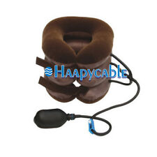 New Air Inflatable Cervical Neck Traction Device Shoulder Neck Pain Relief Brace
