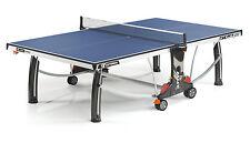 Cornilleau Indoor Tischtennisplatte Sport 500 blau Neu incl. Netzgarnitur