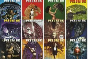 °ALIENS vs PREDATOR: DEADLIEST OF THE SPECIES 1 bis 12 von 12°US Dark Horse 1993