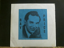 RAY PRICE The Cherokee Cowboy  LP   German vinyl album   RARE !!