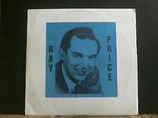 RAY PRICE The Cherokee Cowboy  LP   German vinyl album   RARE !!