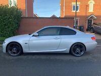 BMW 320d M Sport Coupe E92