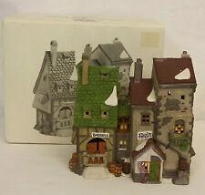 Dept. 56 FAGIN'S HIDE-A-WAY Dickens Village OLIVER TWIST Building #55522 MIB