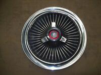 "1965 65 Mercury Hubcap Rim Wheel Cover Hub Cap 15"" OEM USED 970 SPINNER"