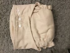1 organic cotton Oso cozy fitted diaper size 2