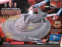 1998 Playmates Star Trek Insurrection USS Enterprise NCC-1701-E Starship-MIB