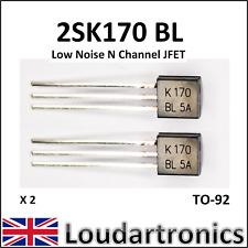 2SK170 BL Low Noise N Channel JFET (NOS)